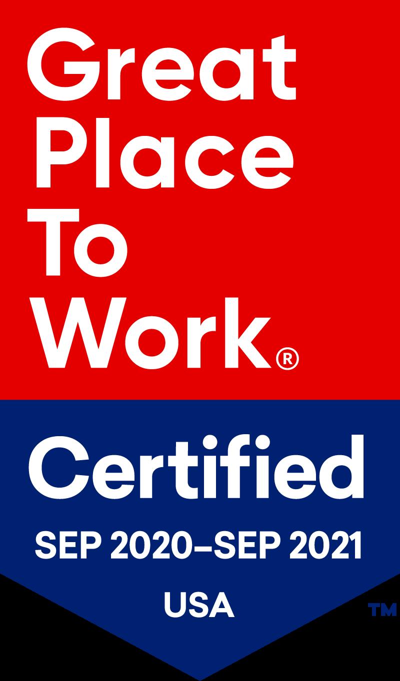 GPTW Badge